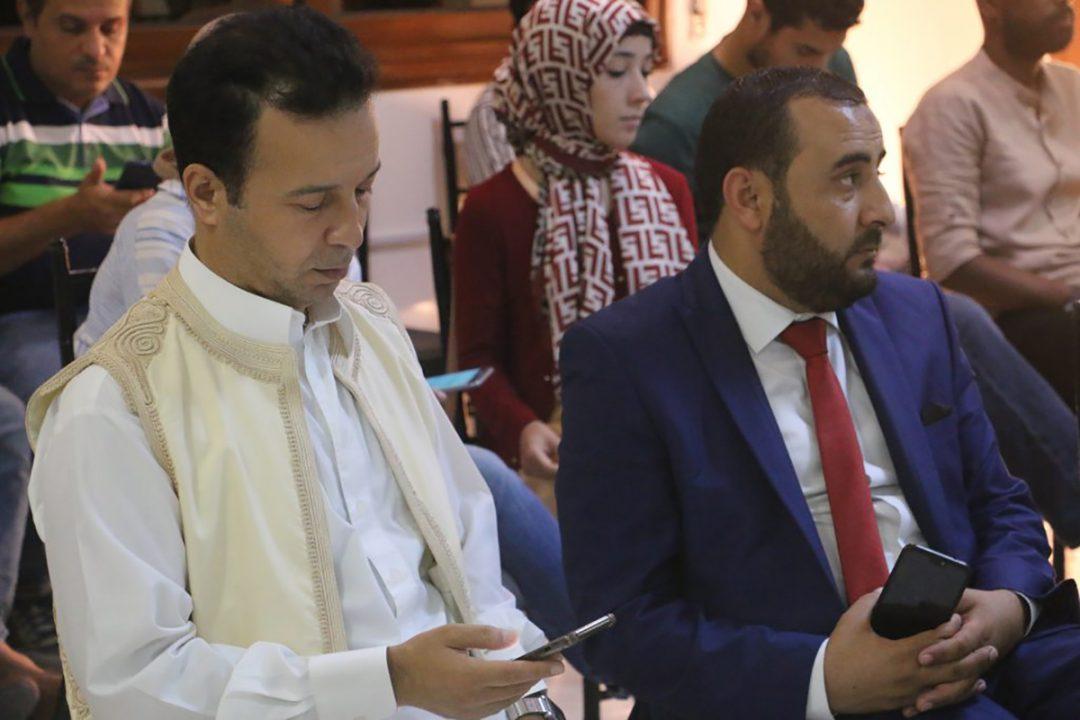نداء عاجل للسلطات الليبية بالإفراج الفوري عن الصحفي رضا فحيل البوم