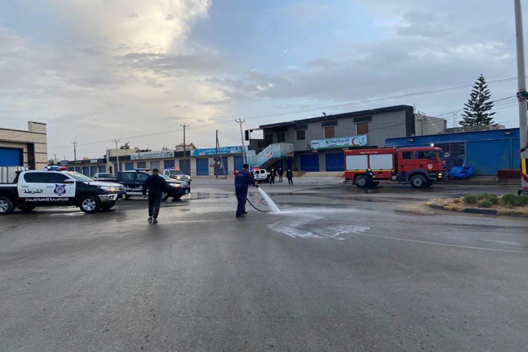 مطالبة بالإفراج عن المعتقلين في السجون الليبية خوفا من تفشي جائحة كورونا