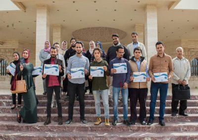 قضايا حقوق الإنسان على طاولة تدريب الصحفيين