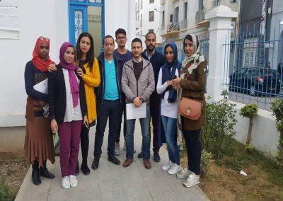 ورشة تدريبية حول تقنيات رصد خطاب الكراهية وقضايا الإرهاب بالإعلام الليبي
