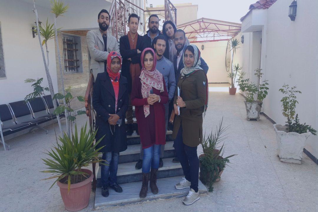 ورشة عمل حول أليات رصد خطاب الكراهية بالإعلام الليبي