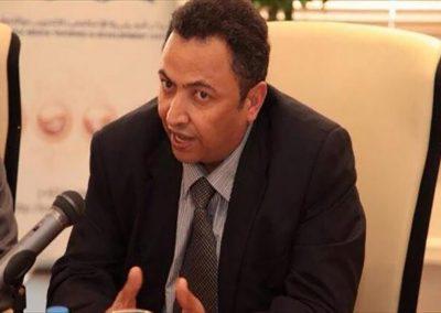 """بشأن حالة اختطاف الاعلامي """" علي سالم """""""