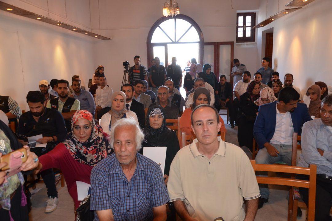 الصحفيون الليبيون يناقشون التحديات السلامة المهنية التي يوجهونها