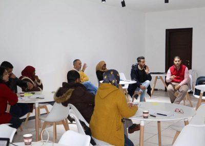 صحفيون يتلقون تدريب حول تغطية الإعلام للإنتخابات القادمة