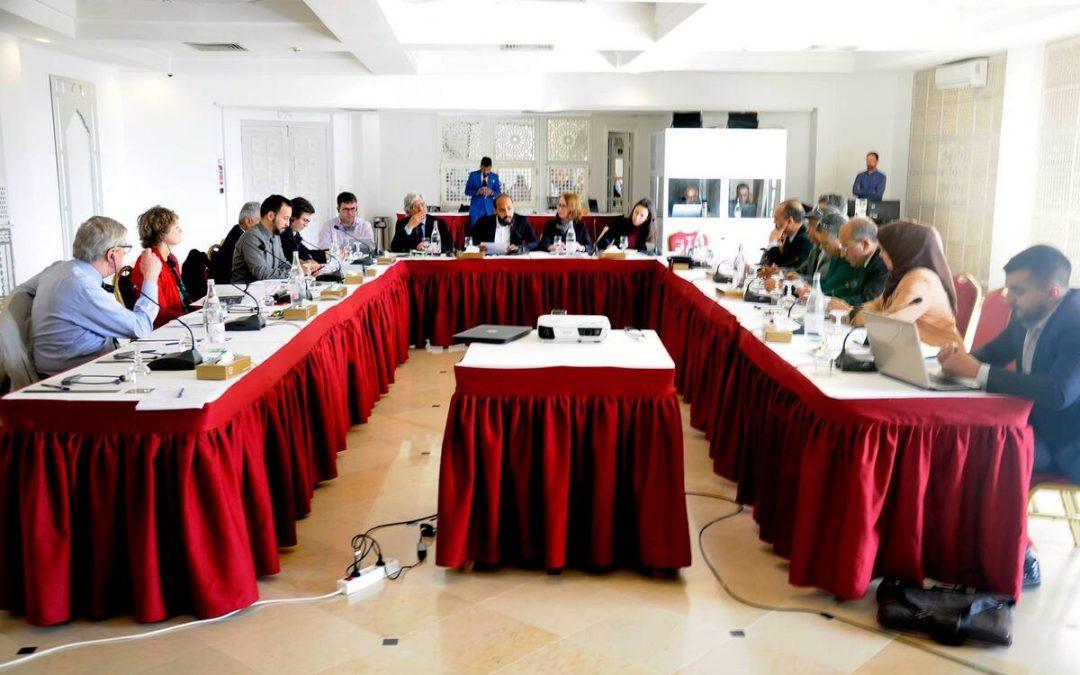 ممثلي وسائل إعلام وخبراء يناقشون خارطة طريق للإصلاح الهيكلي لقطاع الإعلام