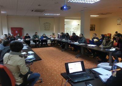 صحفيون يؤكدون استمرارهم لمقاطعة فعاليات حكومة الوفاق